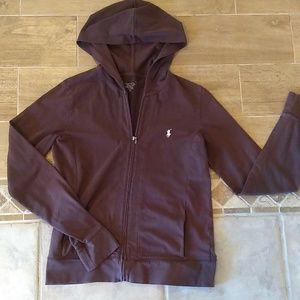 Ralph Lauren Factory hooded jacket size xs